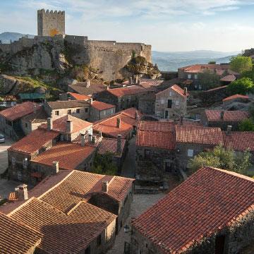 Chemin portugais de torres