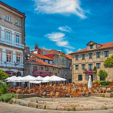 Chemin central portugaise